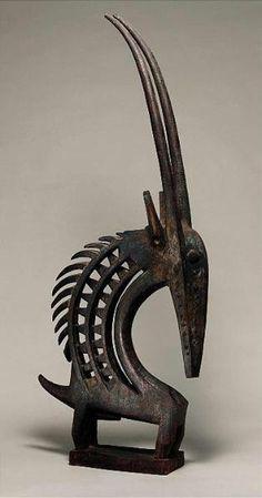 Bamana Tji Wara (vertical) - RAND AFRICAN ART