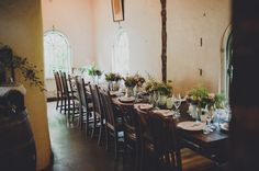 Intimate French-Inspired Wedding