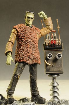 Son of Frankenstein Universal Monsters action figure by Diamond Select Toys