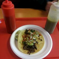 Taco Express - Colorado Springs, CO. Some of the best tasting Mexican food I've ever had!