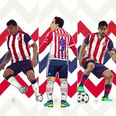 Omar Bravo, Chivas Wallpaper, Football Players, Christmas Sweaters, Soccer, Tumblers, Behance, Deviantart, Football Drawings