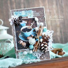 Handmade by Aleksa Kras: Новый год в нестандарном цвете