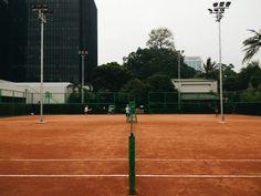 Clay. #tenniscourt #tennis #court #clay #sport