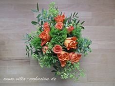 Blumengesteck DIY