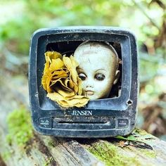 Just a few miles from downtown Atlanta is a trail covered in a crazy collection of outsider art.