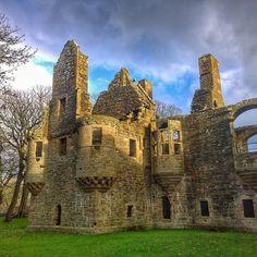 Bishop's Palace, Orkney, Scotland