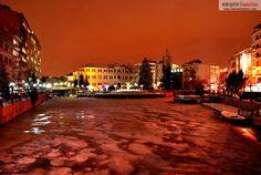 ESKİŞEHİR TURKEY (Winter)