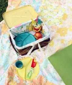 diy roundup . picnic lovely - Shrimp Salad Circus