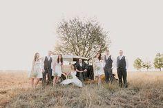 Wedding Photo Ideas and Poses - Wedding Party (3)