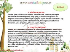 2-3 yaş arası oynanabilecek oyunlar (2) Parenting Quotes, Kids And Parenting, Maria Montessori, Activities For Kids, Entertaining, Education, Dil, String Art, Movie