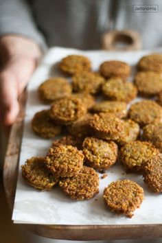 jadłonomia • roślinne przepisy: Falafel idealny