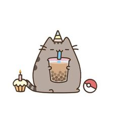 ^my idea of the best birthday ever. :3