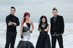 Skillet Returns to U. 1 Song After Multiple Sold Out Russian Dates and Winning Over Fans on European Tour with Nickelback Christian Rock Bands, Christian Music, Christian Artist, Skillet Band, Whispers In The Dark, Jen Ledger, European Tour, Cool Bands, Justin Bieber
