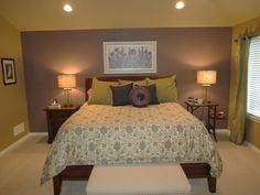 Luxurious and Cozy master Bedroom retreat+ Ralph Lauren Bedding