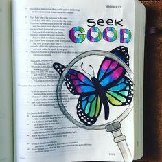Biblical Inspiration, Journal Inspiration, Amos Bible, Scripture Verses, Scriptures, Hand Lettering Quotes, Lamentations, Old Testament, Bible Journal