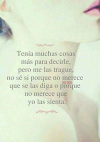 No lo se . Favorite Quotes, Best Quotes, Love Quotes, Funny Quotes, Inspirational Quotes, Qoutes, Pretty Quotes, Amazing Quotes, More Than Words