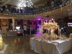 Flower Decorations, Table Decorations, Square Tables, Event Management, Color Pallets, White Flowers, Wedding Planner, Table Settings, Chandelier