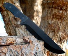 Everyday Cutlery — Grayman Knives - Mega Pounder 9