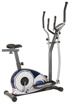 Body Champ Cardio Dual Trainer by Body Flex