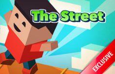 Улица является удивительным случайные аркадная игра с фантастическим 3D-графикой. Игра будет испытывать ваше терпение и способность быстро развивающийся мышление, имея , чтобы избежать препятствий на курсе. Как только вы видите препятствия впереди вы должны нажать, чтобы повернуть на улицу, чтобы избежать его - или упасть на гибель, все это зависит от вашего времени реакции.  Источник: http://games-topic.com/105-the-street.html