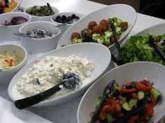 Pick your salad. Delicious! Daily Special Café & Restaurant in Tallinn.