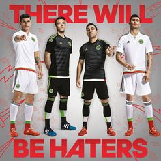 """""""There Will Be Haters!"""" adidas Mexico Soccer Jersey (Home 2015/16) @ SoccerEvolution.com Soccer Store"""