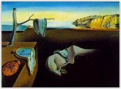 Постоянство памяти.Salvadore Dali.