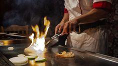 History of Hibachi | Hibachi Grill | Teppanyaki Table - Cookeryaki