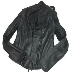 Lambskin Black Jacket By Delusion