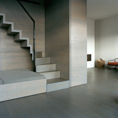 beautiful millwork/staircase: thomas bendel – wohnung braun