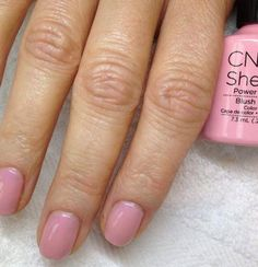 CND blush teddy will be a hit or miss with my skin tone
