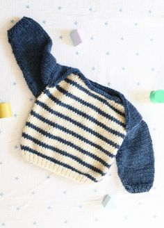 O'Malley Sweater | We Are Knitters