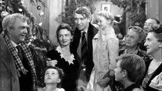 Frank Capra, Donna Reed, and Jimmy Stewart have all called 'It's a Wonderful Life' their favorite movie. Best Classic Movies, Classic Christmas Movies, A Christmas Story, Holiday Movies, Christmas Eve, Xmas Movies, Donna Reed, Will Ferrell, Kid Movies