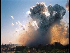 Insane fireworks factory explosion all angles + nieuwe beelden enschede vuurwerkramp 2000 - YouTube