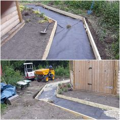 Our school site in #Cheshire is getting its pathways.  We're adding timber edging and a weed suppressant barrier to keep the area low maintenance.  Ontop of this will be a MOT sub base and self binding gravel  Stay tuned for more updates  #school #garden #outdoorlearning #sensorygarden #heretohelp #landscaping #gardendesign #commercial #heretohelp School Site, Sensory Garden, Outdoor Learning, Pathways, Stay Tuned, Weed, Garden Design, Landscaping, Commercial