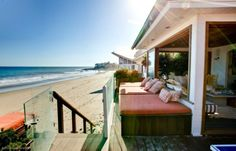 Celebrity Living: Charlize Theron's Malibu Beach Home Up For Sale