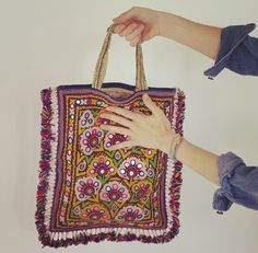 Shooting our #vintage Village Bags today. #handcrafted #tribal #gypsy #behindthescenes #villagebag #merchantsociety