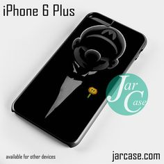 Marios suit Phone case for iPhone 6 Plus and other iPhone devices