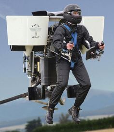 The Martin jetpack, a commercially developed jetpack, may soon be heading to a sky near you.
