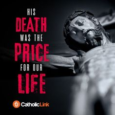 Catholic quotes, infographics, memes and more resources for the New Evangelization. The death of Jesus was the price for our life. Isolation Quotes, Suffering Servant, Faustina Kowalska, Feeling Abandoned, Fulton Sheen, Catholic Quotes, Saint Quotes, Emotional Healing, What Is Love