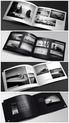 design portfolio used as a brochure layout Portfolio Design Layouts, Portfolio Book, Portfolio Ideas, Graphic Portfolio, Web Design, Layout Design, Web Layout, Editorial Design, Editorial Layout