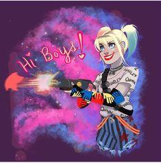 Margot Robbie, Dc Comics, Harley Quinn Comic, Hi Boy, Daddys Lil Monster, My Superhero, Comic Book Characters, Gotham City, Cosplay