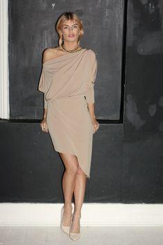 Tricia Dress Camel