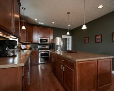 Kitchen. http://waynehomes.com