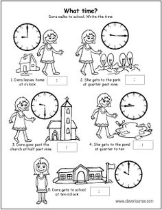 Grade 3 maths worksheets on Time Problems with answer key
