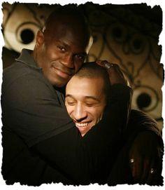 Cheick Kongo and Nayeb Hezam