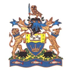 Kingston University coat of arms Kingston University, New Paltz, Education System, Study Abroad, Coat Of Arms, Disney Characters, Fictional Characters, England, Family Crest