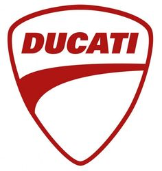 Ducati is an Italian company that designs and manufactures motorcycles. Headquartered in Bologna, Italy, Ducati is owned by German automotive manufacturer Audi through its Italian subsidiary Lamborghini, which is all owned by the Volkswagen Group. Moto Ducati, Ducati Motos, Ducati Desmo, Ducati 748, Ducati Motorcycles, Stickers Moto, Moto Logo, Automotive Manufacturers, Flat Logo