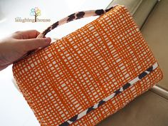 ♥ WINNIEL & THE LAUGHING HOUSE ♥: Newly completed Zippered Bible Cover