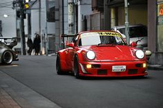 automotivated:  RWB re-edit by RKB4 Photography on Flickr.